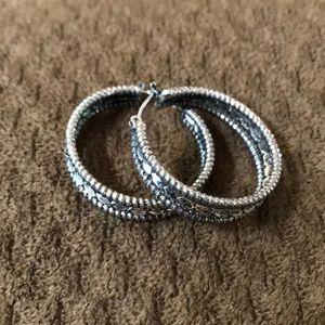 Premier Design hoop earrings new